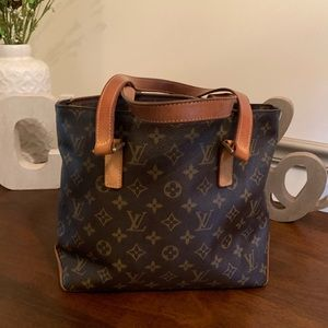 Authentic Louis Vuitton handbag. -piano cabas